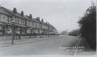 Stirchley Village